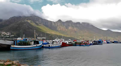Haven van Hout Bay